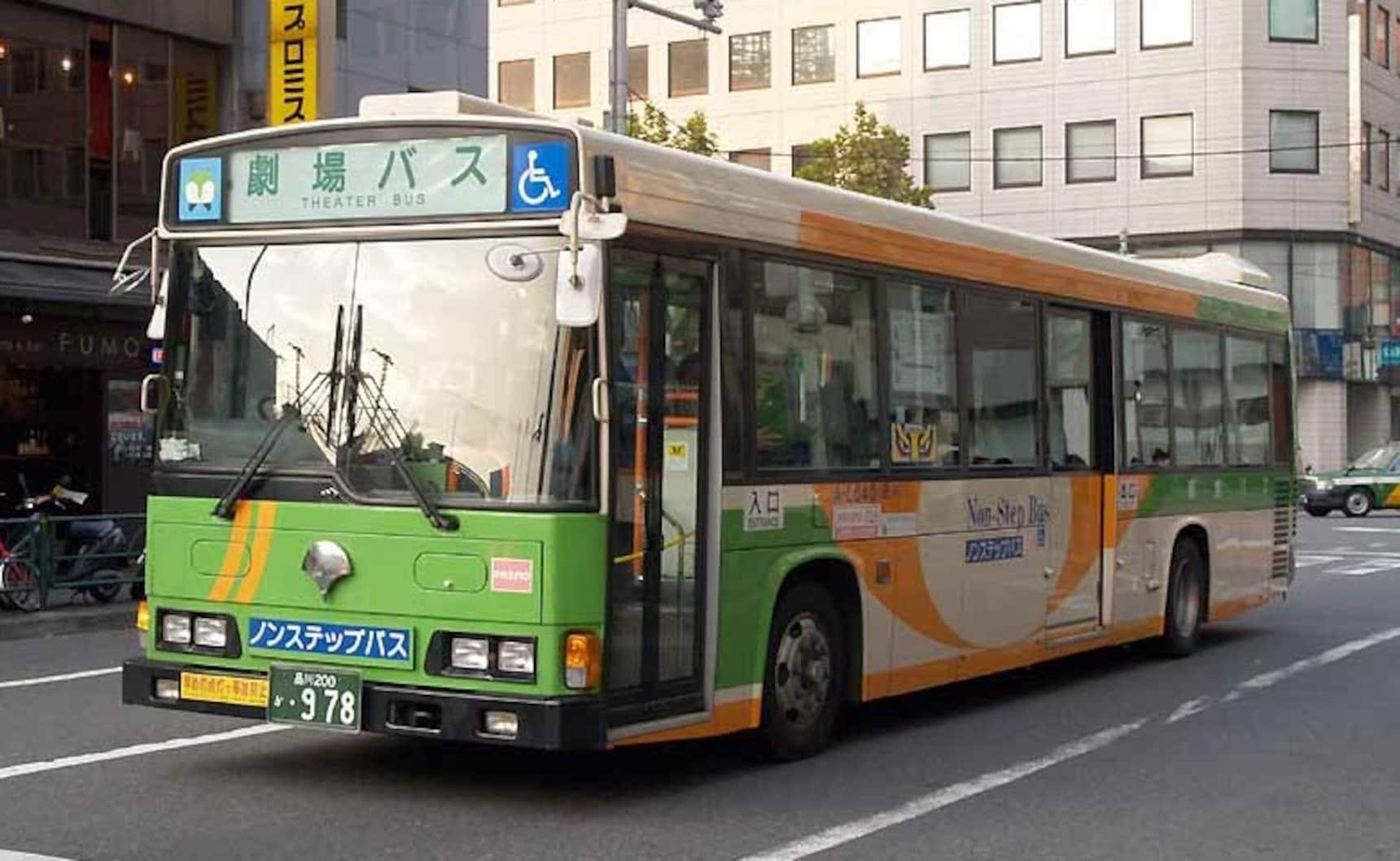 วิธีขึ้นรถบัสทั้ง 2 แบบในญี่ปุ่น