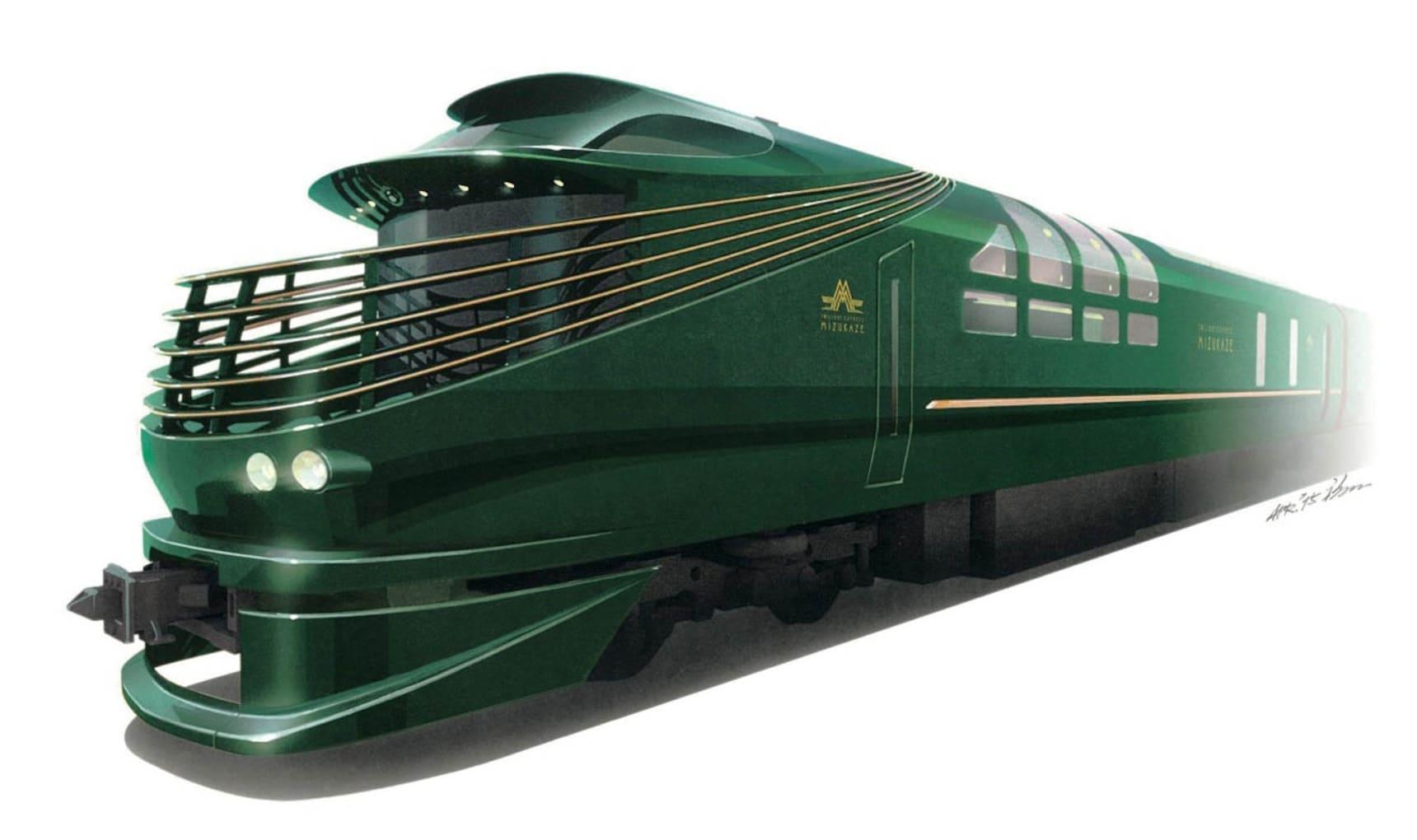 日本自由行新主張,豪華寢台列車「Twilight Express瑞風」開放預約啦!