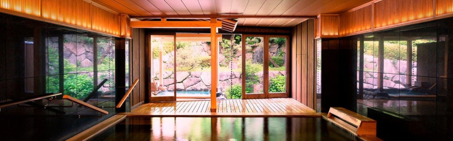 Top 8 Exclusive En Suite Onsen in Kyoto