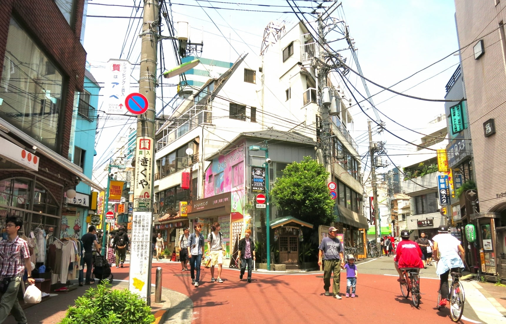Where to Buy Cheap Stuff around Tokyo