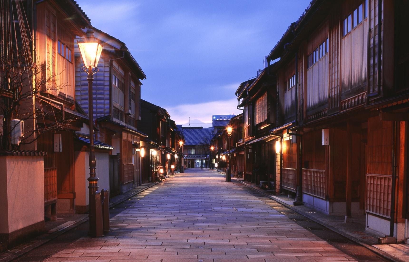 古都漫步|8大必去日本老街