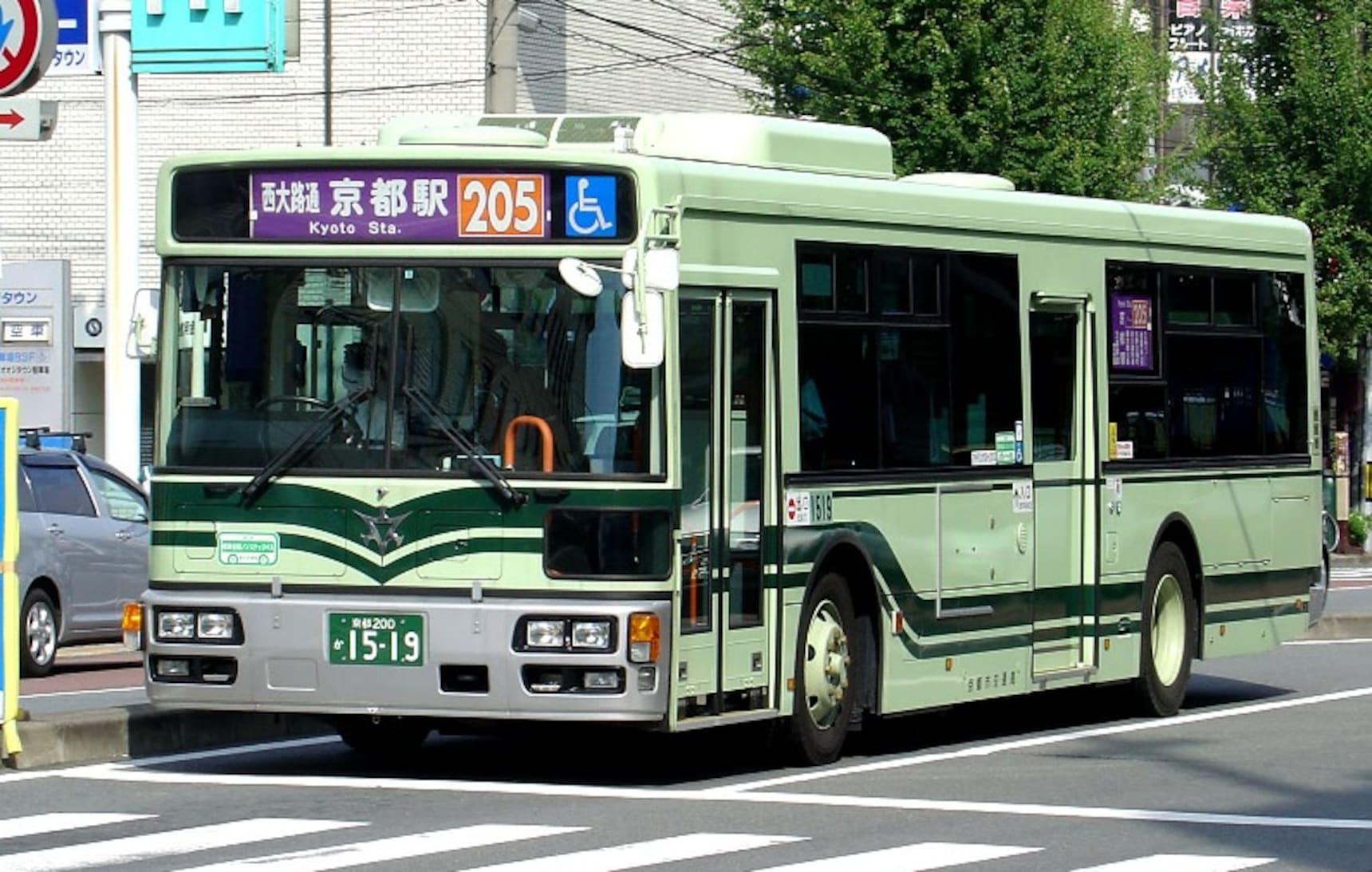นั่งบัสเที่ยวเกียวโตไปกับตั๋ว One-Day Pass