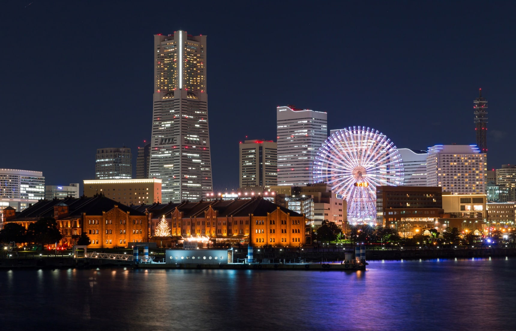 5 Most Beautiful Night Views in Yokohama