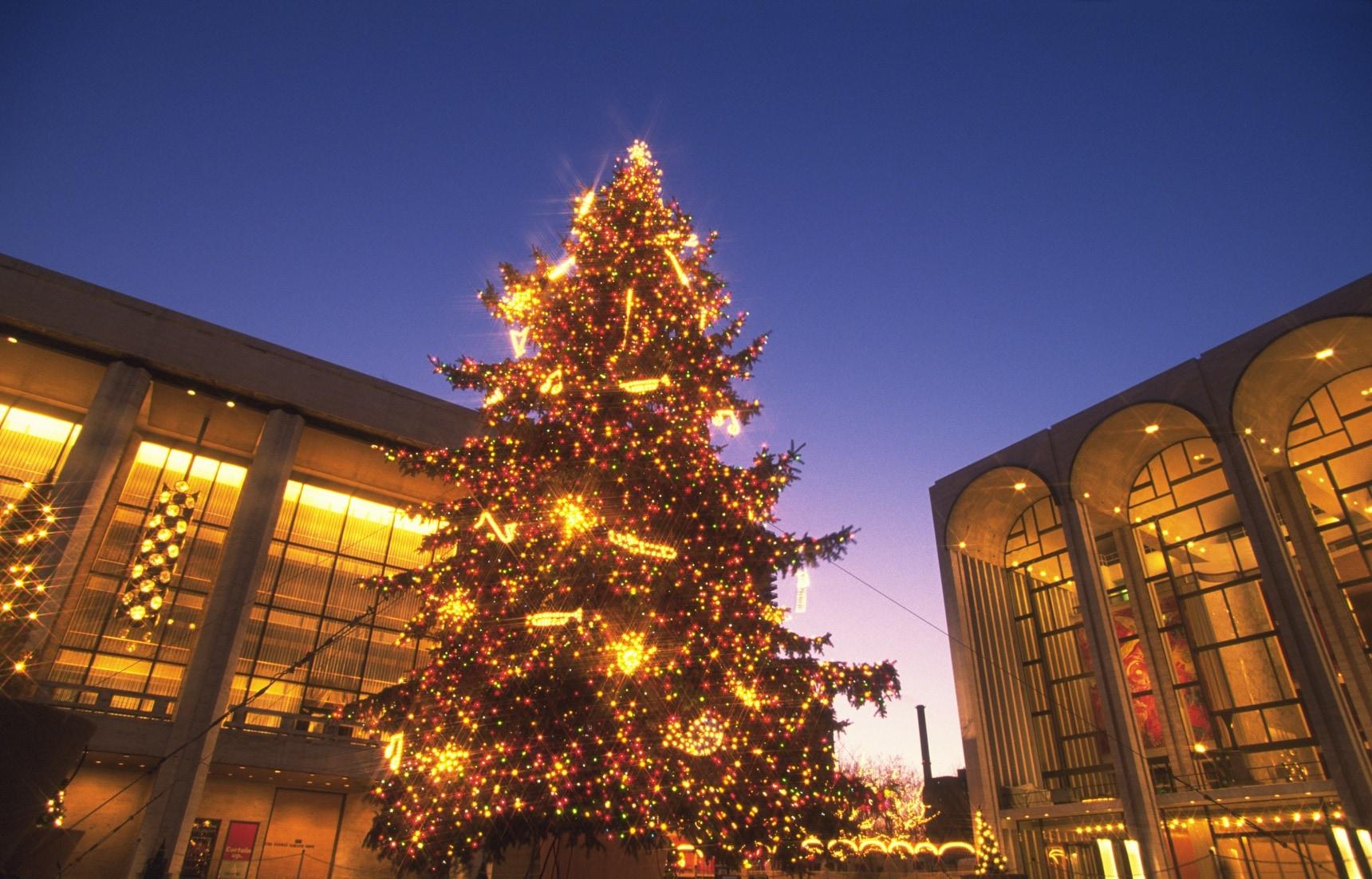 Japan's 5 Most Elegant Christmas Trees