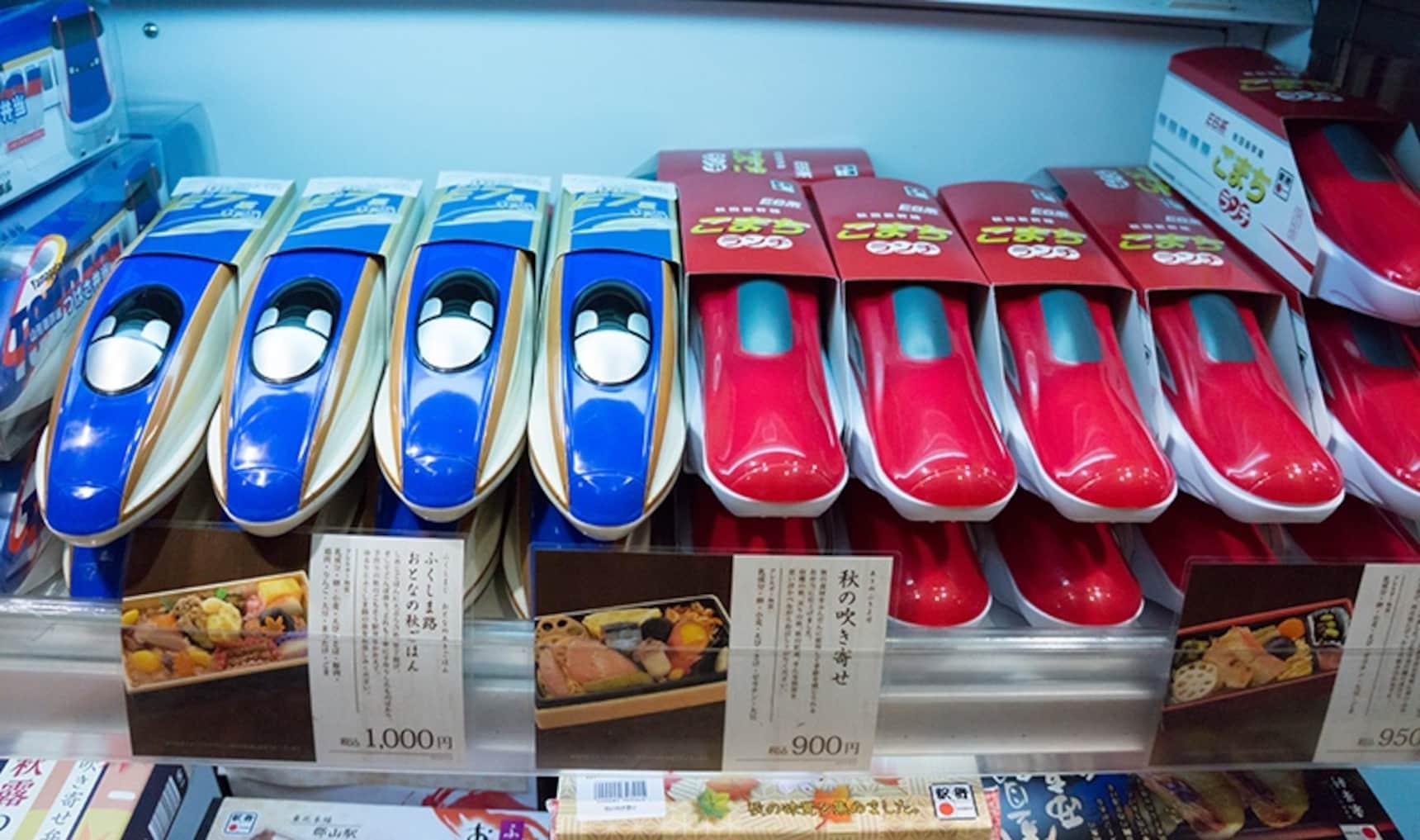 6 เบนโตะเด็ดน่าซื้อไปกินบน Hokkaido Shinkansen