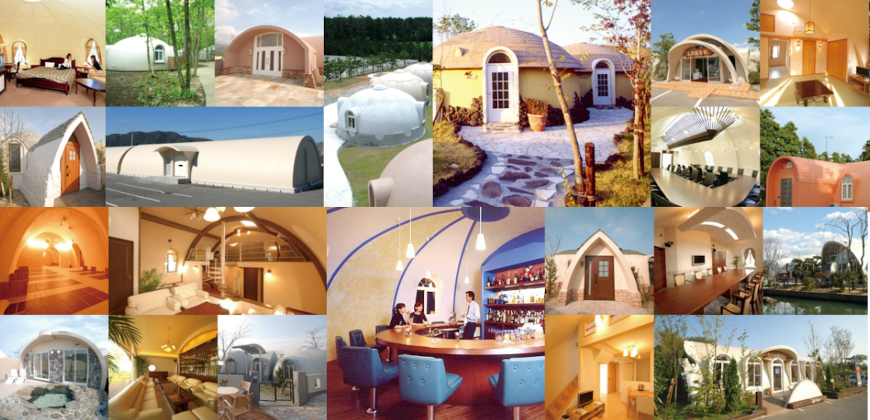 How About A Dome House All About Japan