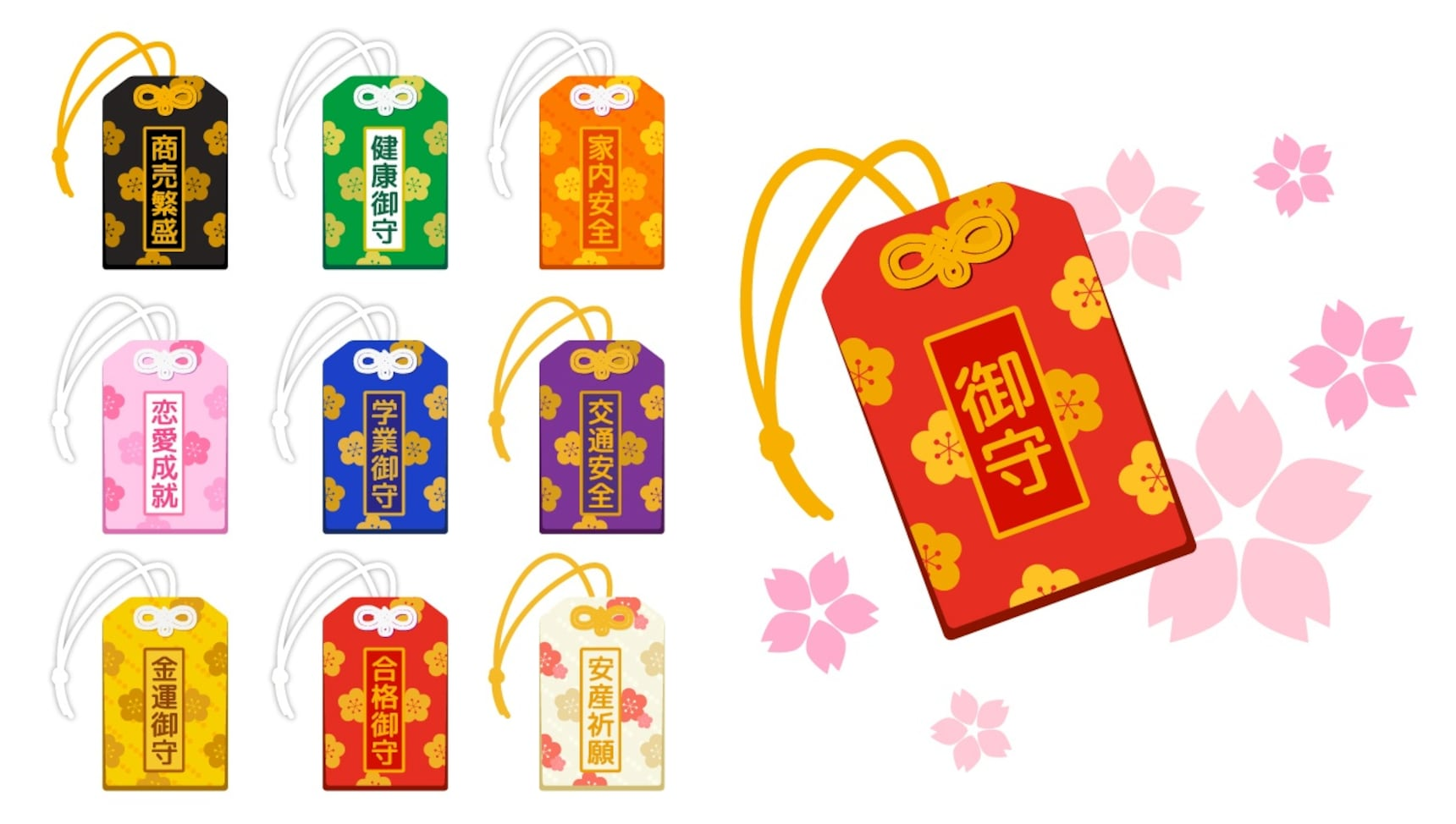 The 6 Main Types Of Omamori All About Japan