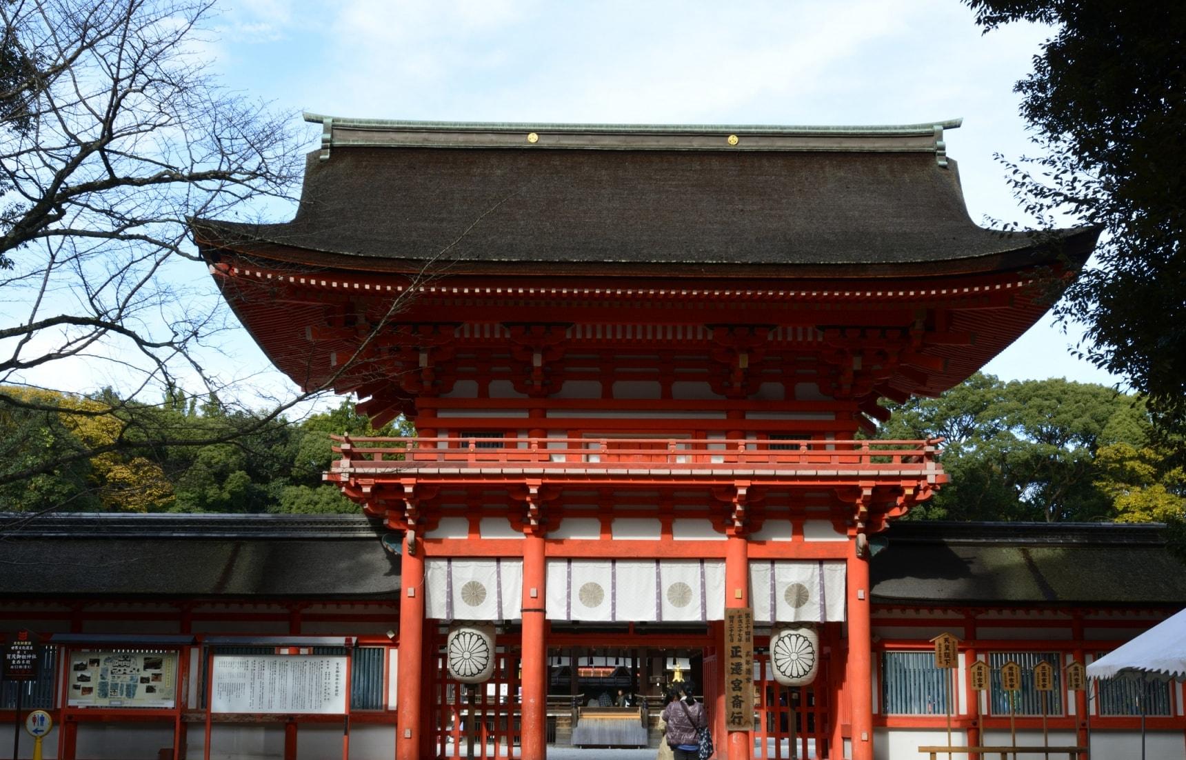 日本神明也爱美食?不然为啥神社附近会有这么多美食!