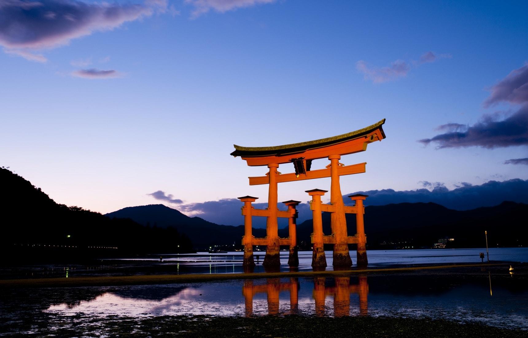 日本世界文化遺產|神社・寺廟篇