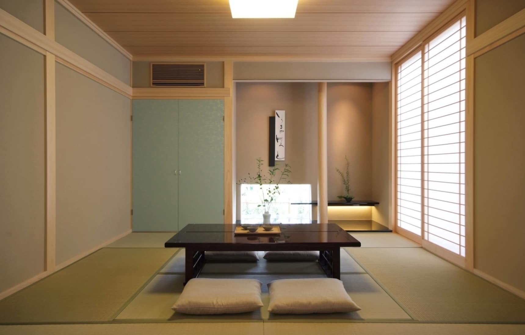 Glean the secrets of japanese interior design all about for Photo gallery of interior designs