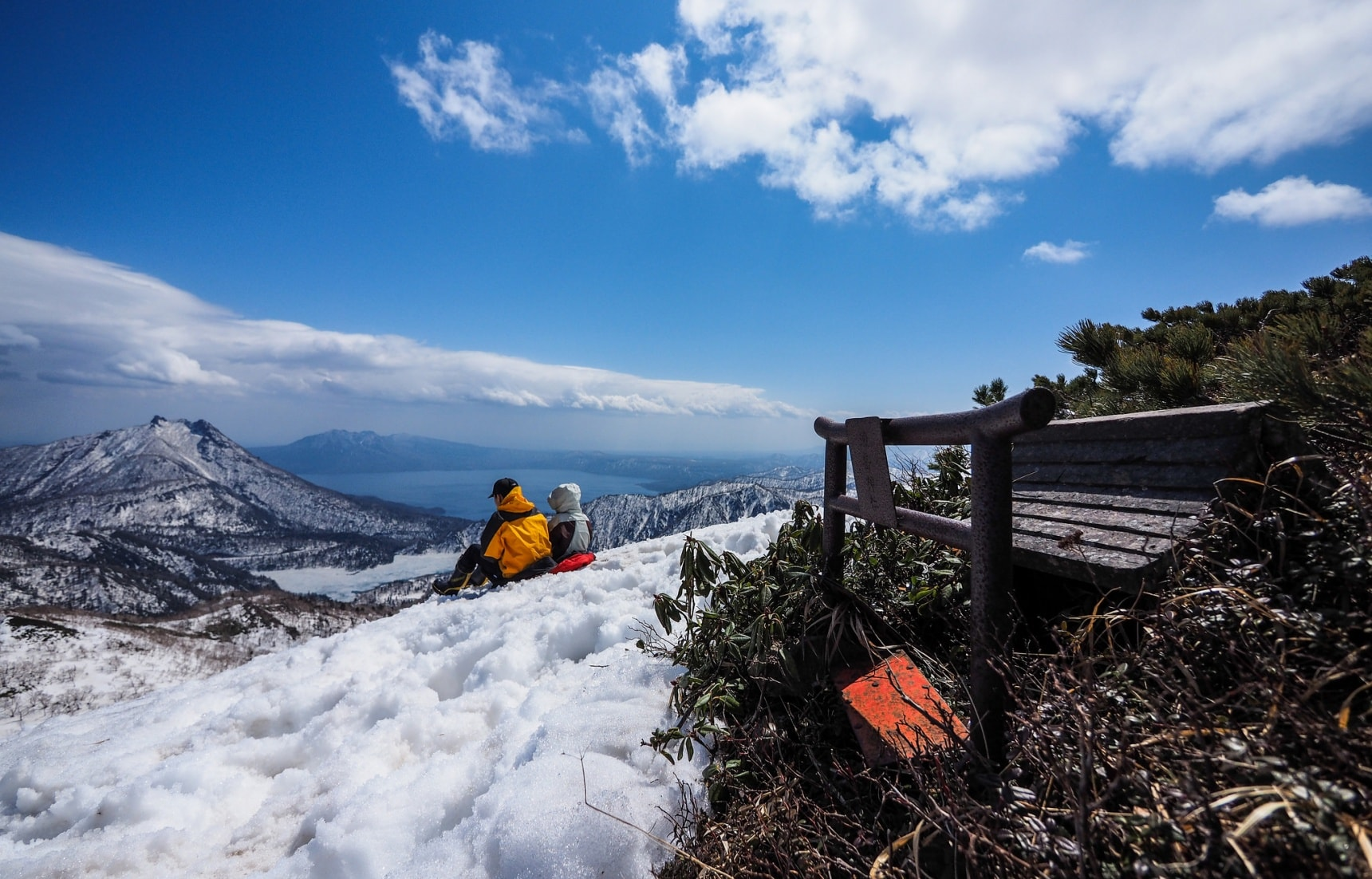Japan's 7 Best Spring Ski Locations