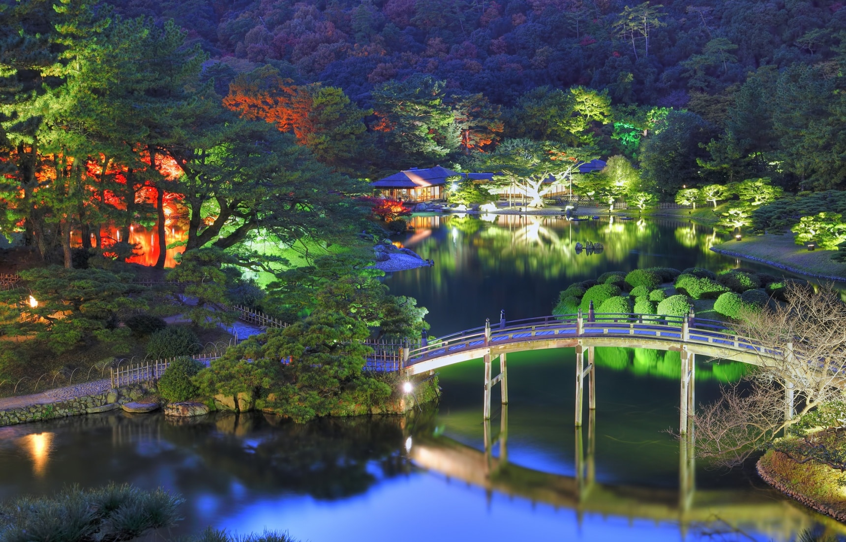 Images Of Beautiful Gardens Top Photogenic Spots In Shikoku Japan All About Japan