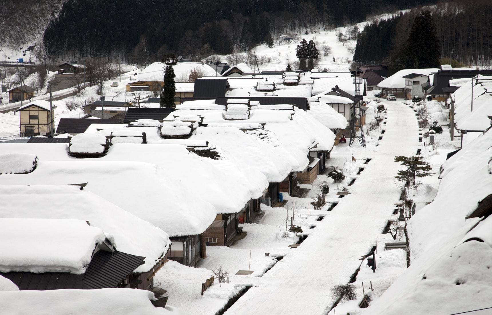 ทริปชมหิมะสุดฟินในฟุคุชิมะ