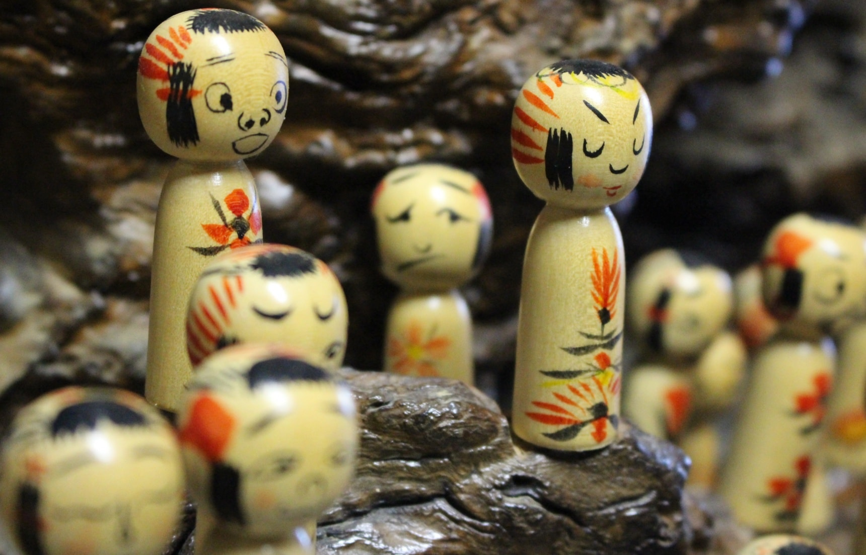Get Crafty in Tohoku by Making 'Kokeshi'