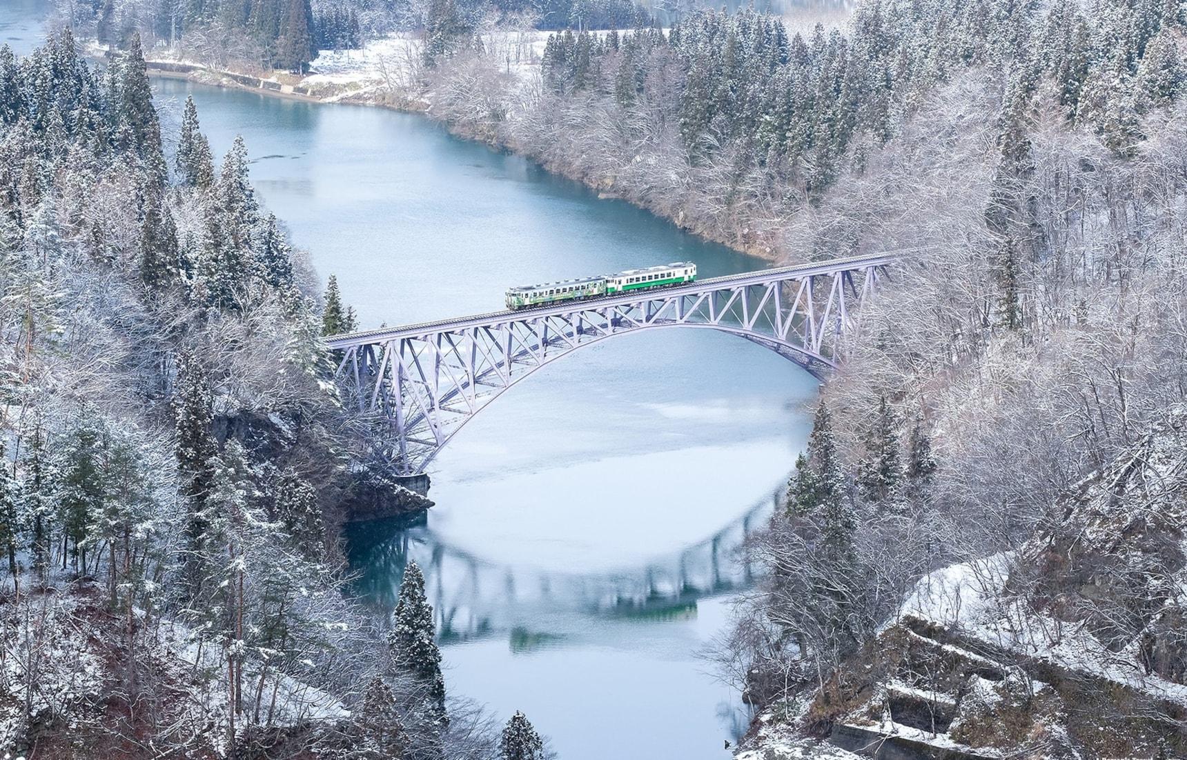 5 วิวหิมะของภูมิภาคโทโฮคุที่ไม่ควรพลาด