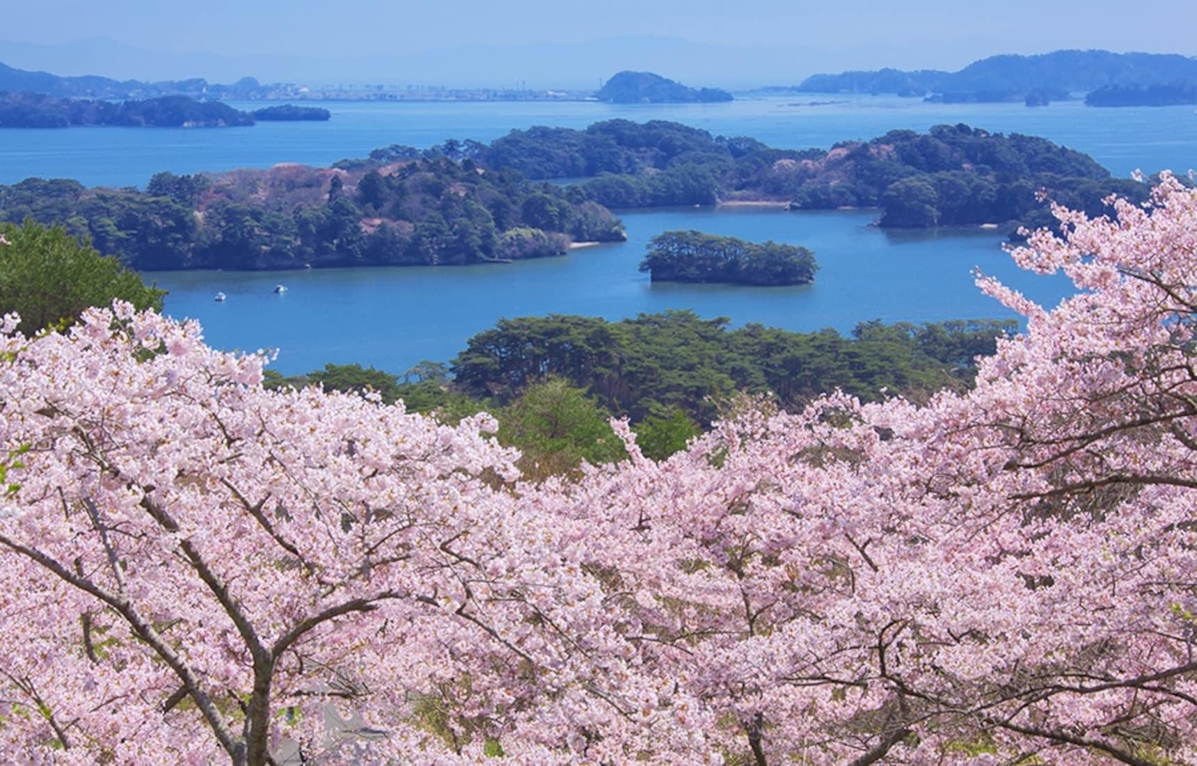ไฮไลท์ 4 ทิวทัศน์ธรรมชาติแสนงดงามของโทโฮคุ