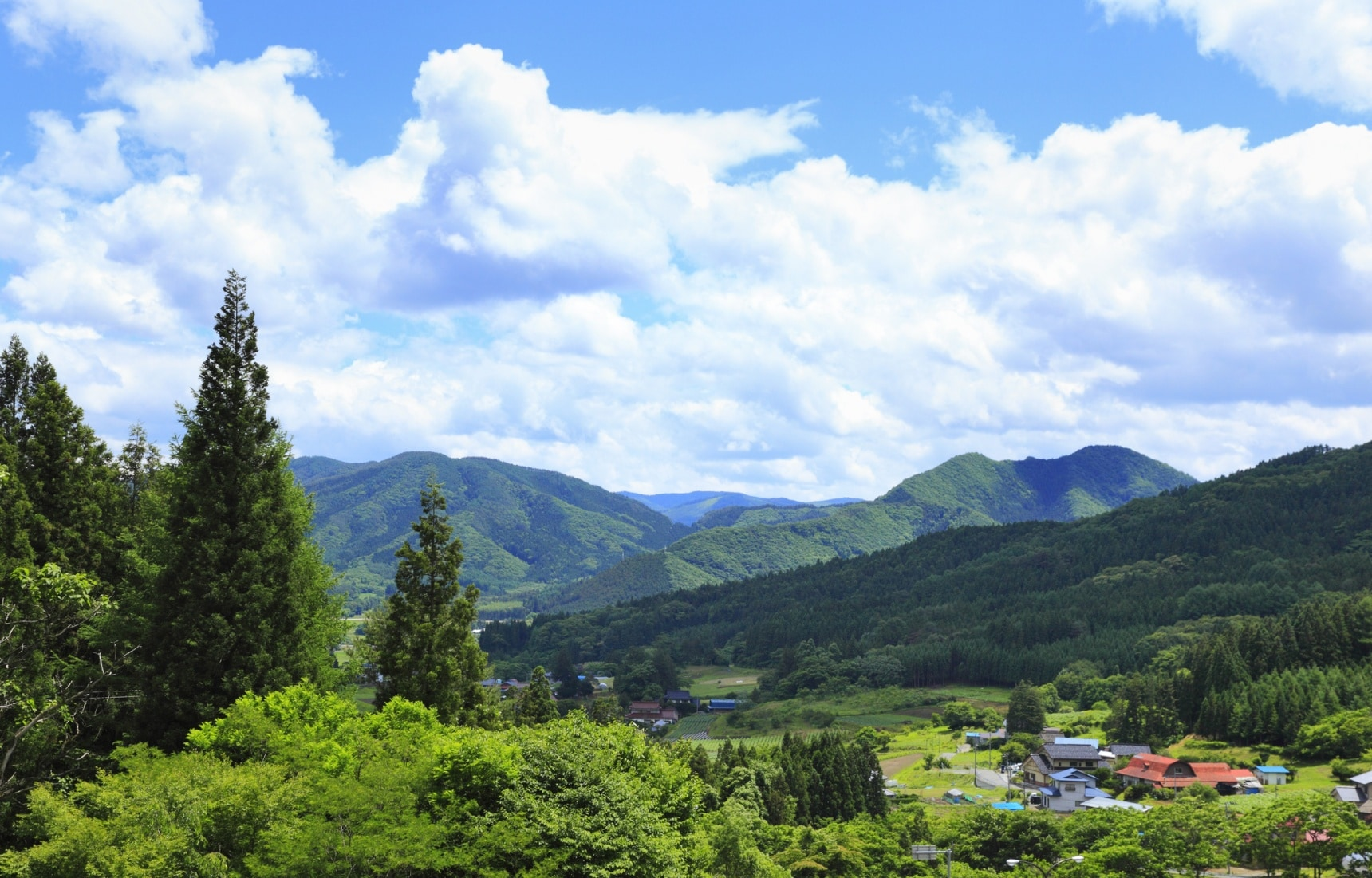 The 5 Most Beautiful Villages in Tohoku