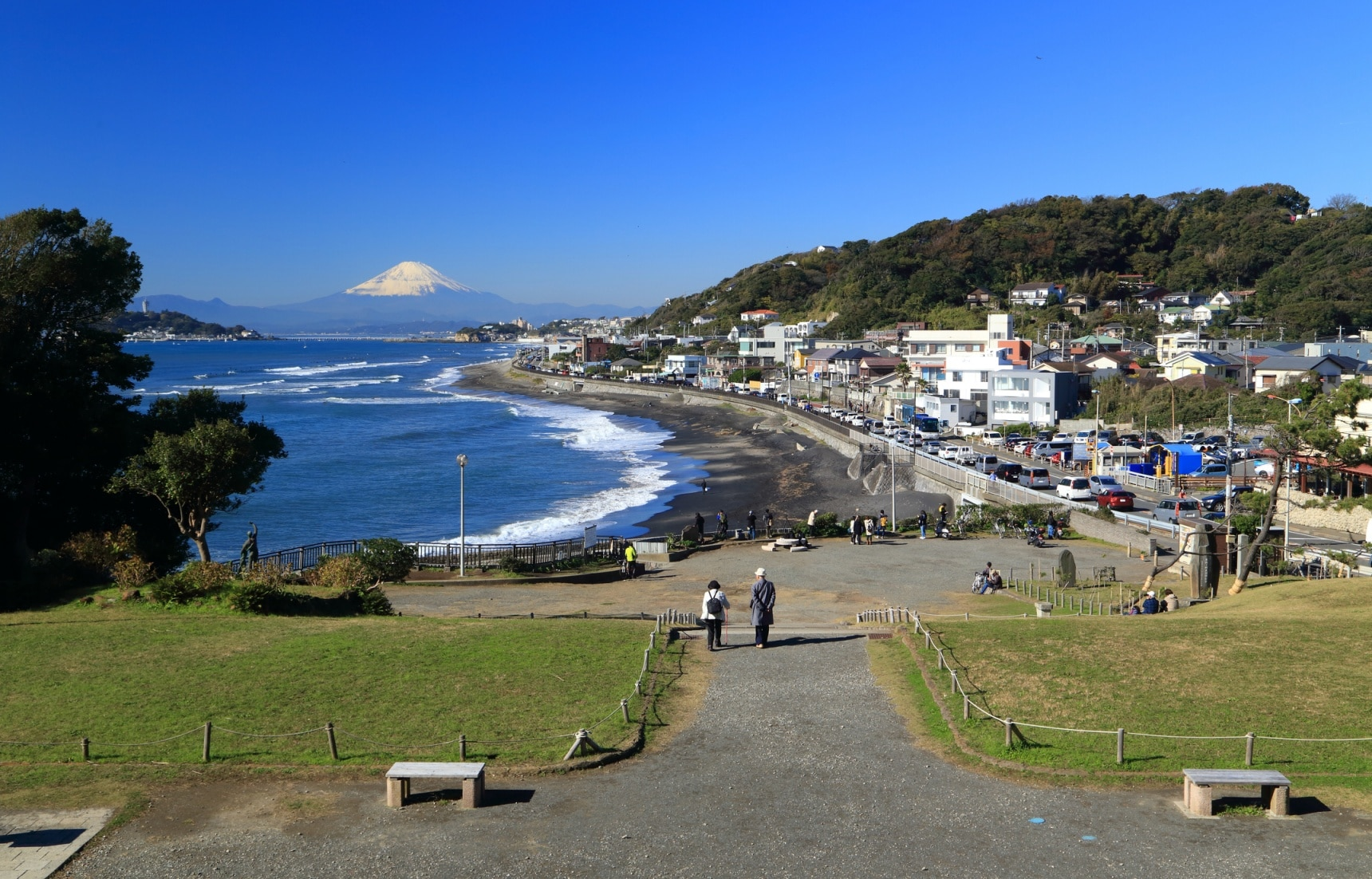 Enoshima: The Perfect Beach Escape from Tokyo