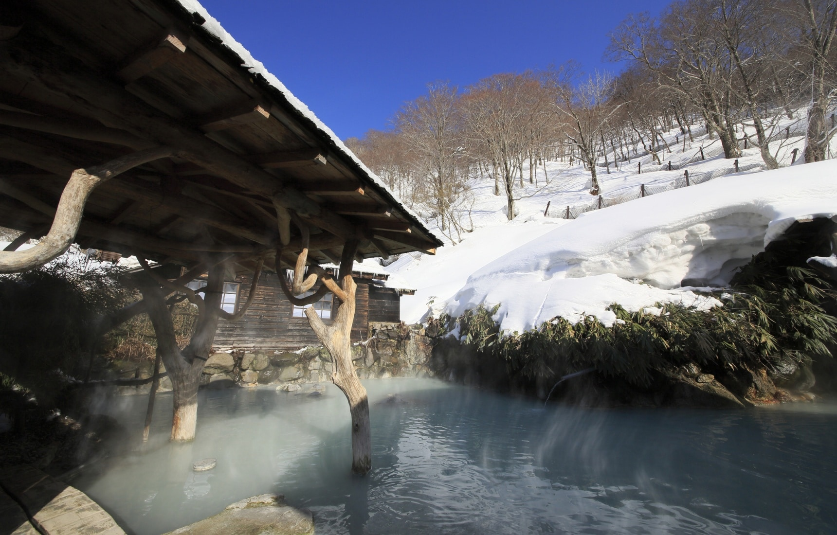 Four Outstanding Outdoor Onsen Across Japan