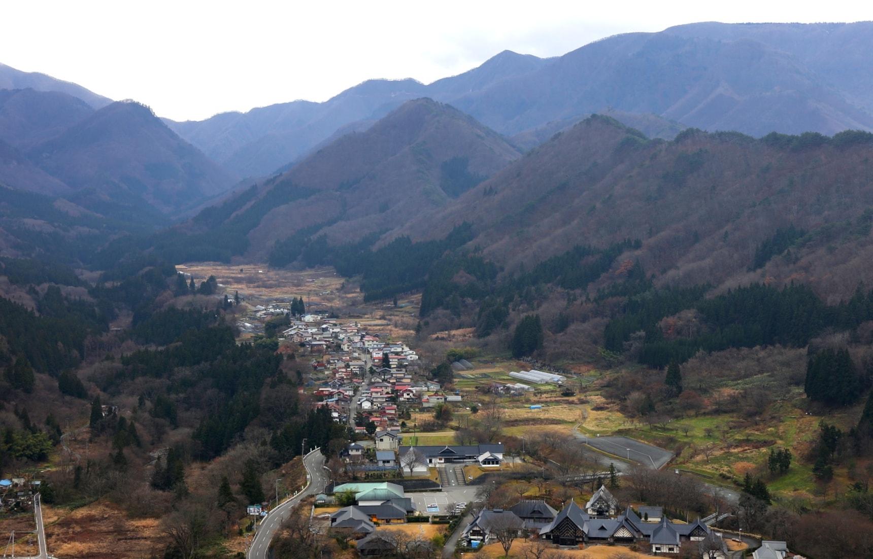 一个人旅行&冬之东北:山寺绝景朝圣+作并温泉泡汤好治愈。