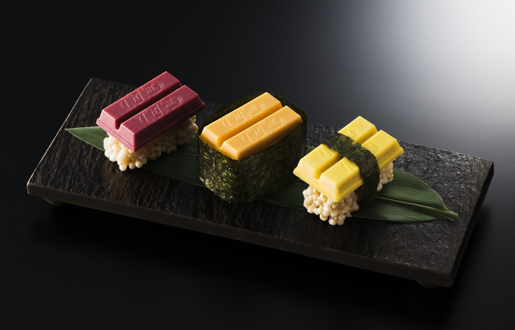 Sushi Kit Kats: Not Just an April Fools' Joke!