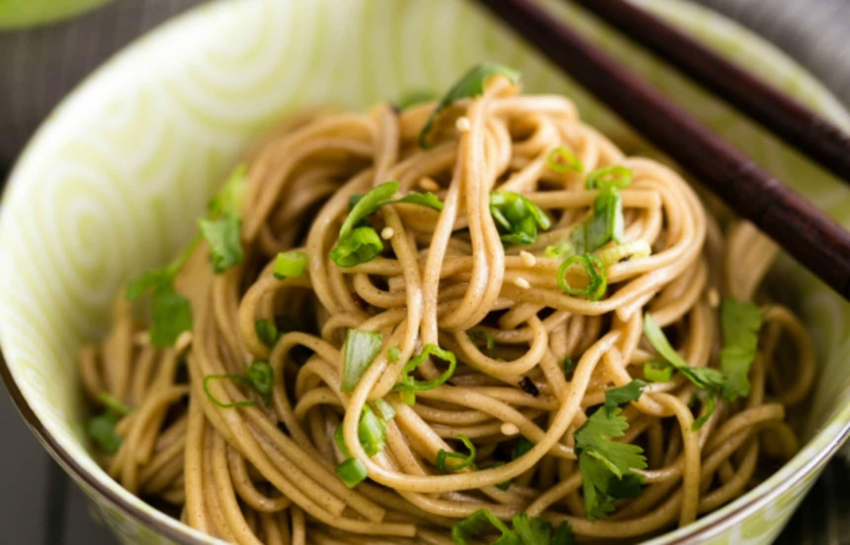 Spice It Up or Cool Down with 3 Soba Recipes