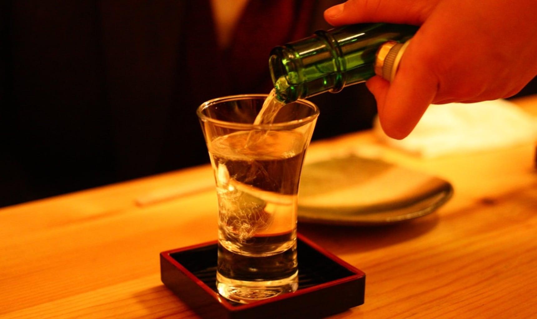 100 Best Drinks from Japan: #1 Japanese Sake