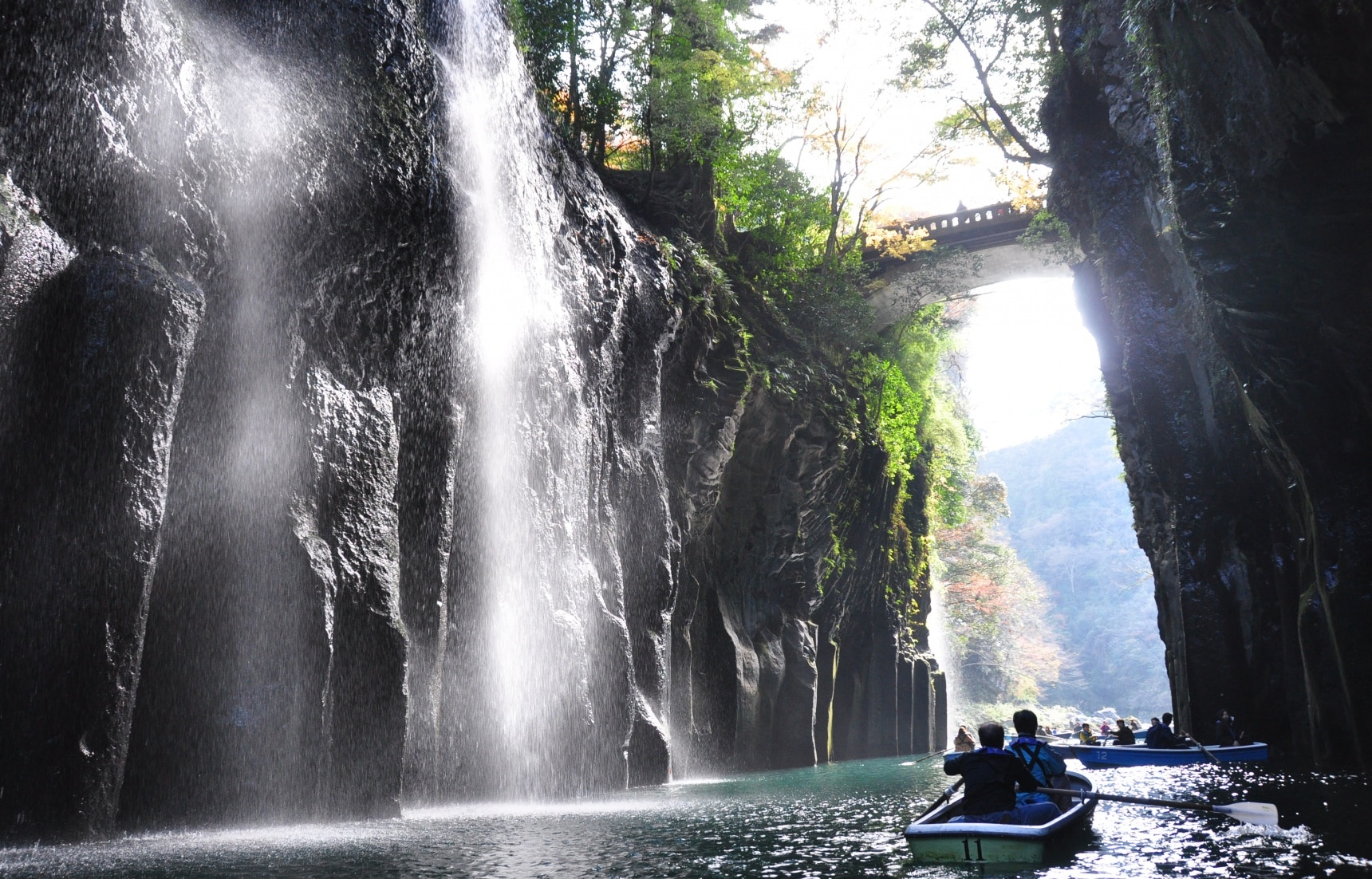 Takachiho: Climb into the Land of the Gods