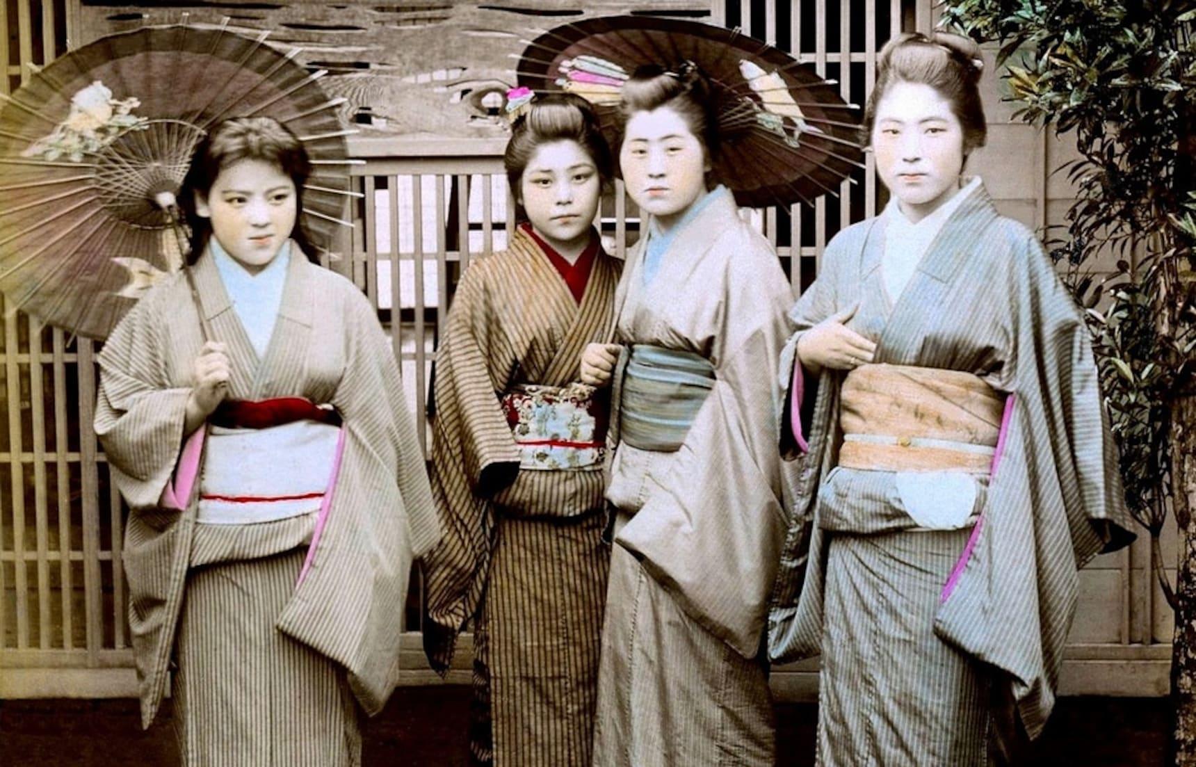 Do You Know Your Kimono Parts?