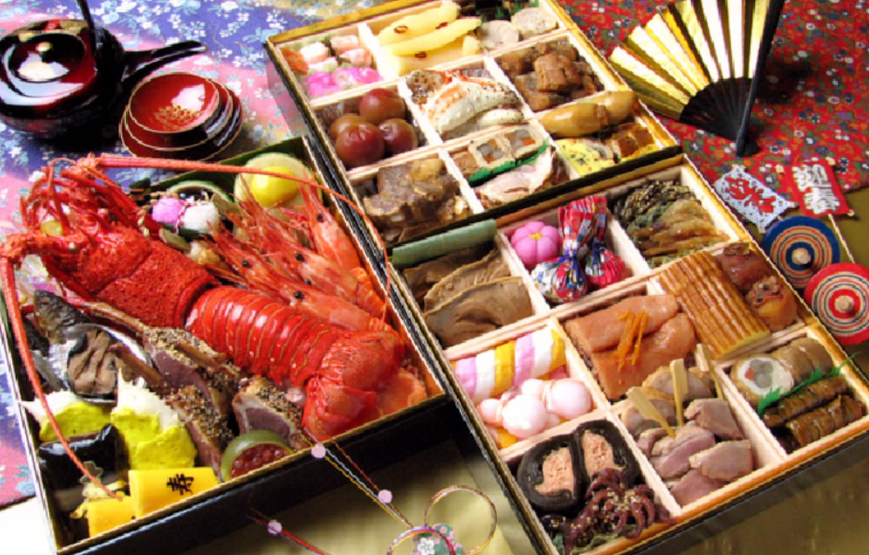 The Complete Guide to Osechi Ryori