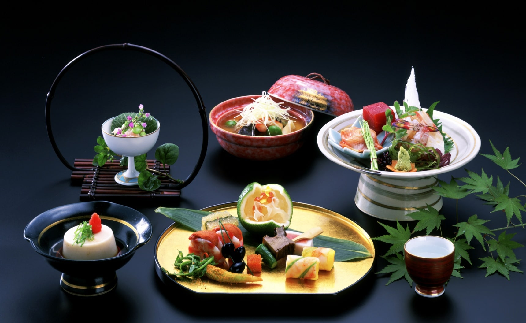 The Japanese Secret to Longevity Through Food