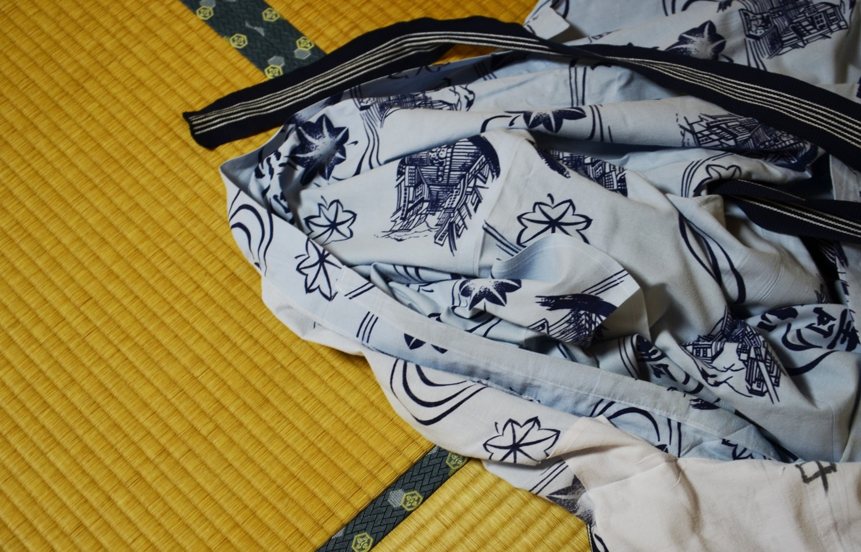 How to Wear a Yukata at a Ryokan