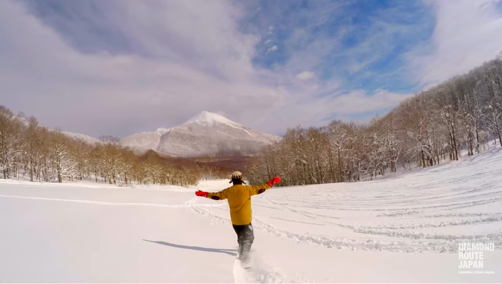 East Japan Shines in 5 Videos of Wintry Wonder