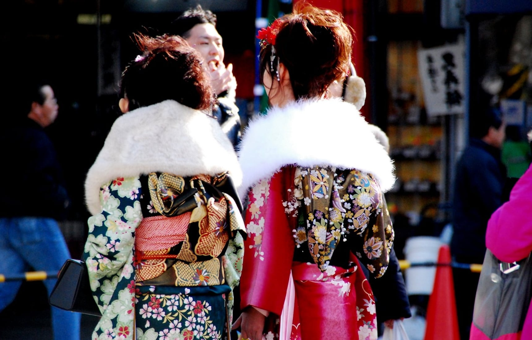 Do You Know All the Different Types of Kimono?