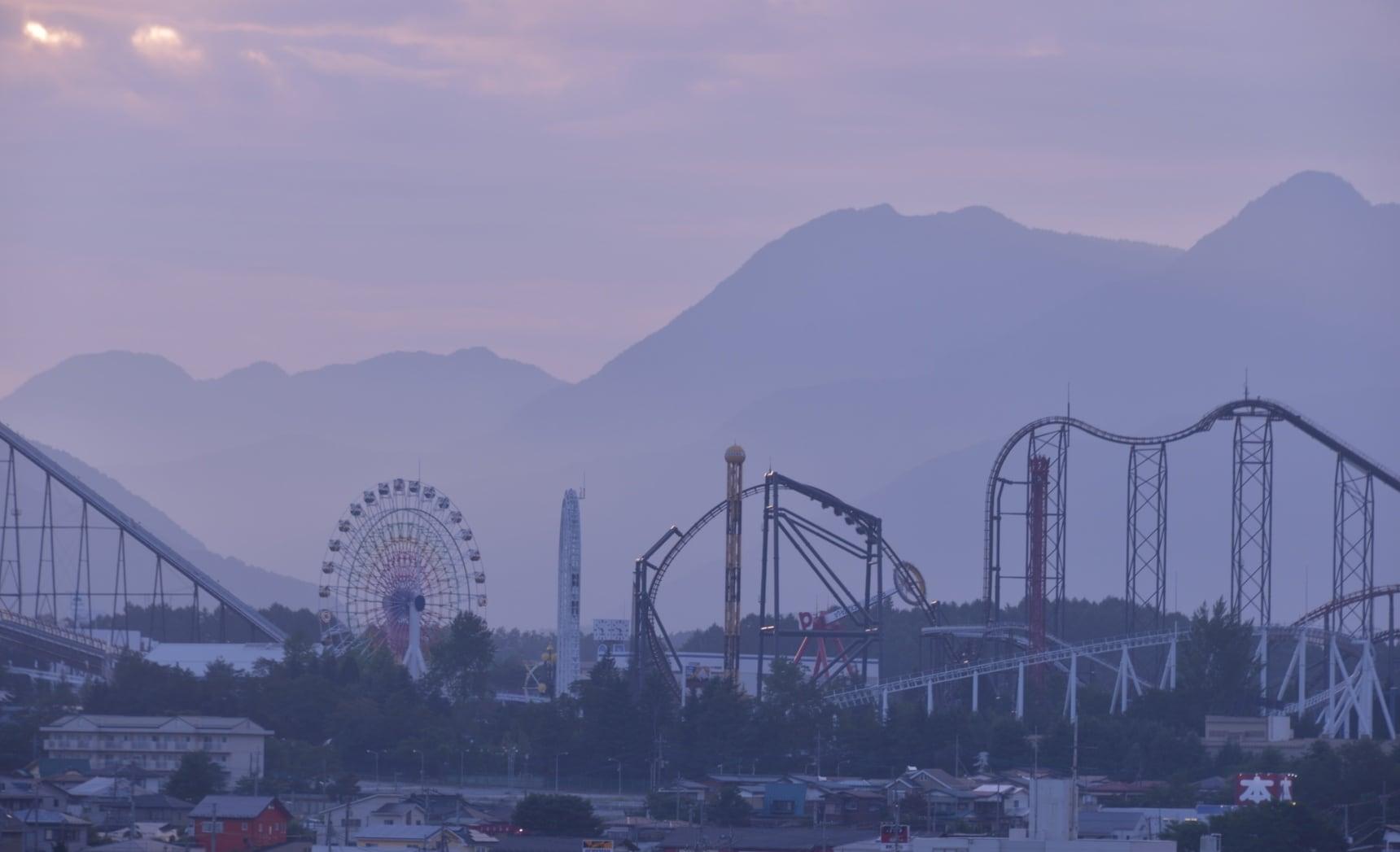 Japan's Top 12 Amusement Parks