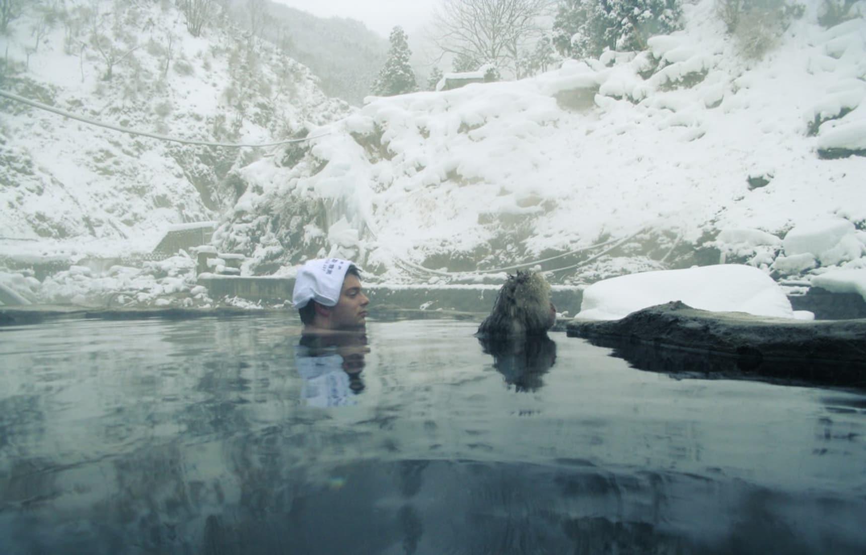 5 Unique Hot Springs Around Japan