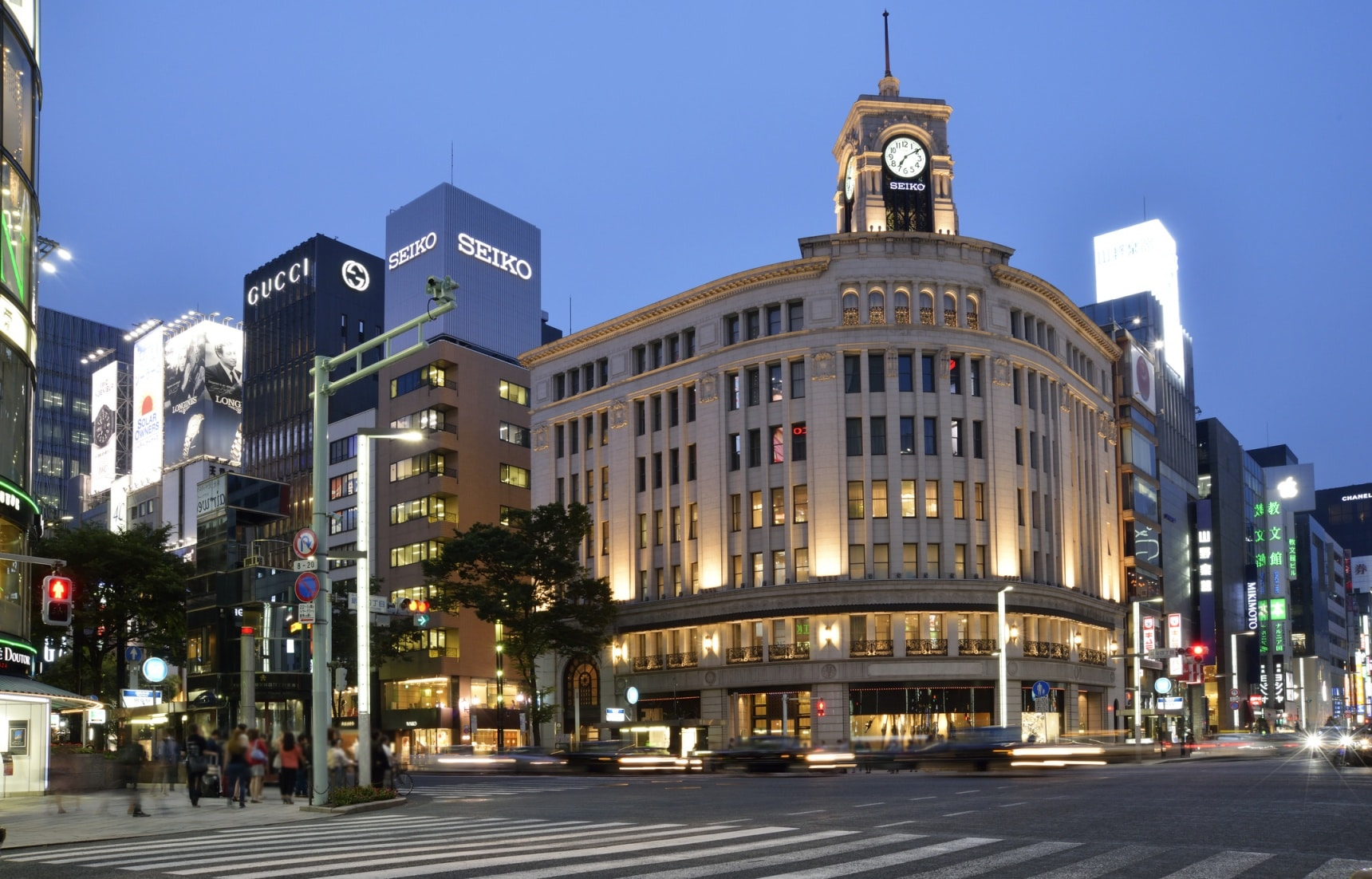 Department Stores with a Long History