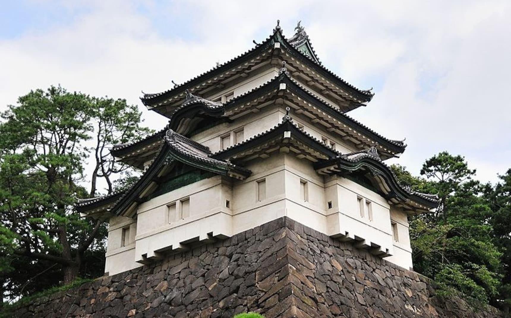 東京周邊的六座古城