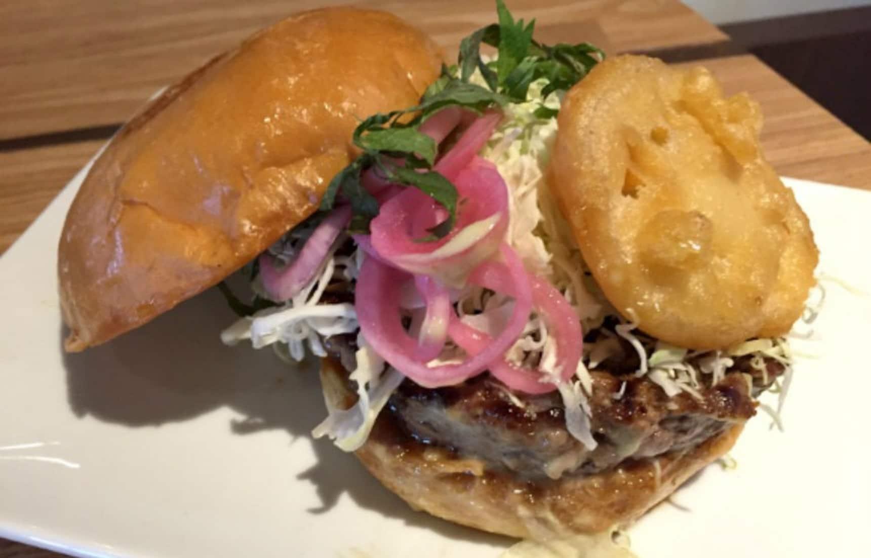 Japan Gets Its 1st Umami Burger Resturant