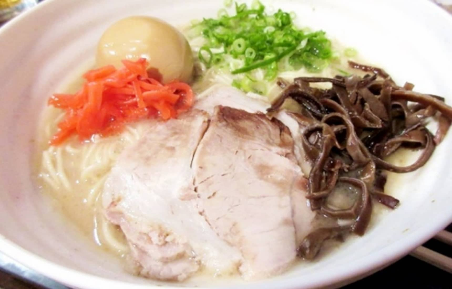 All-You-Can-Eat Ramen for Less Than US$10