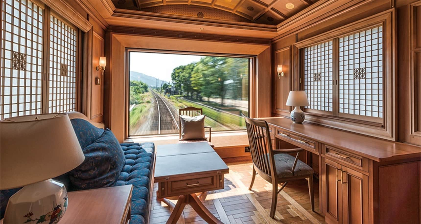 Posh Japan Train Travels to Try Before You Die