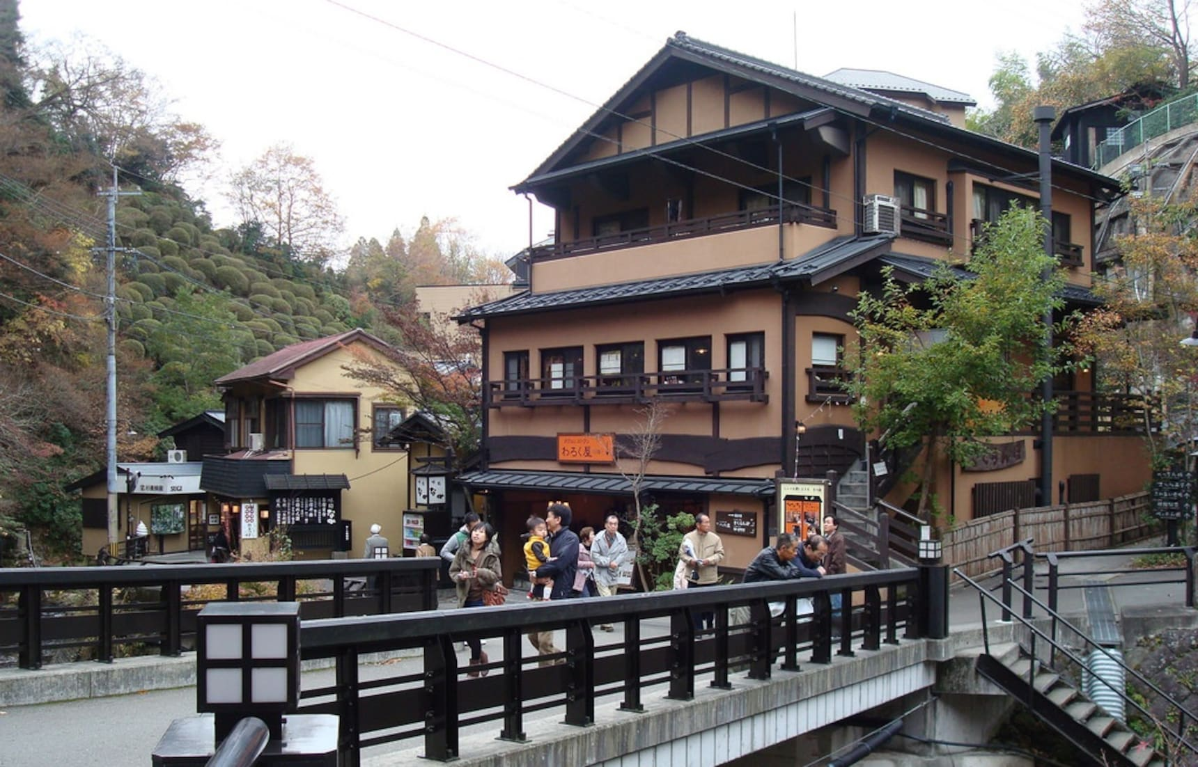 Spend a Star-Studded Evening at Kurokawa Onsen