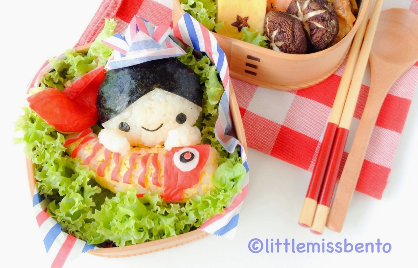 12 Festive Bento for a Year of Holidays