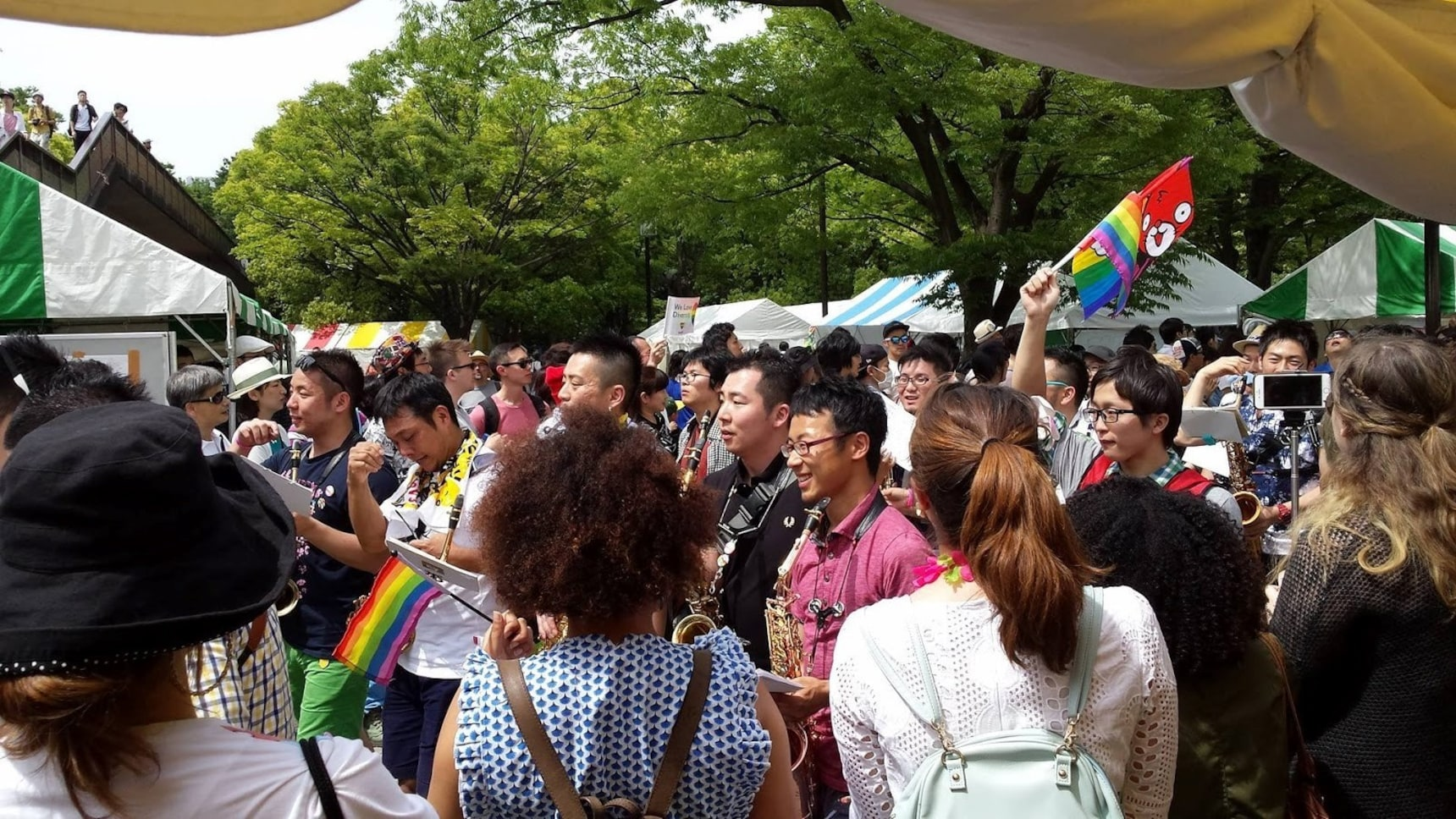 Top 10 LGBT+ Pride Events Outside Tokyo