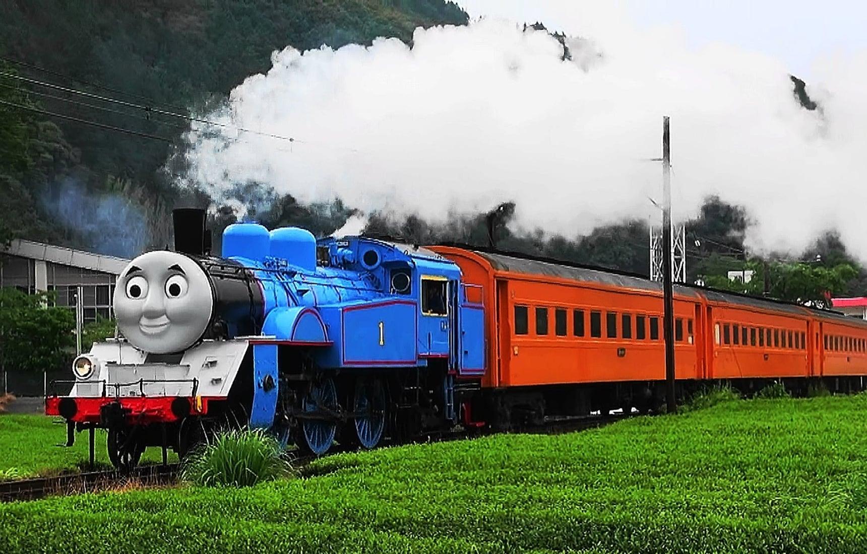 Thomas the Tank Engine Takes Japan