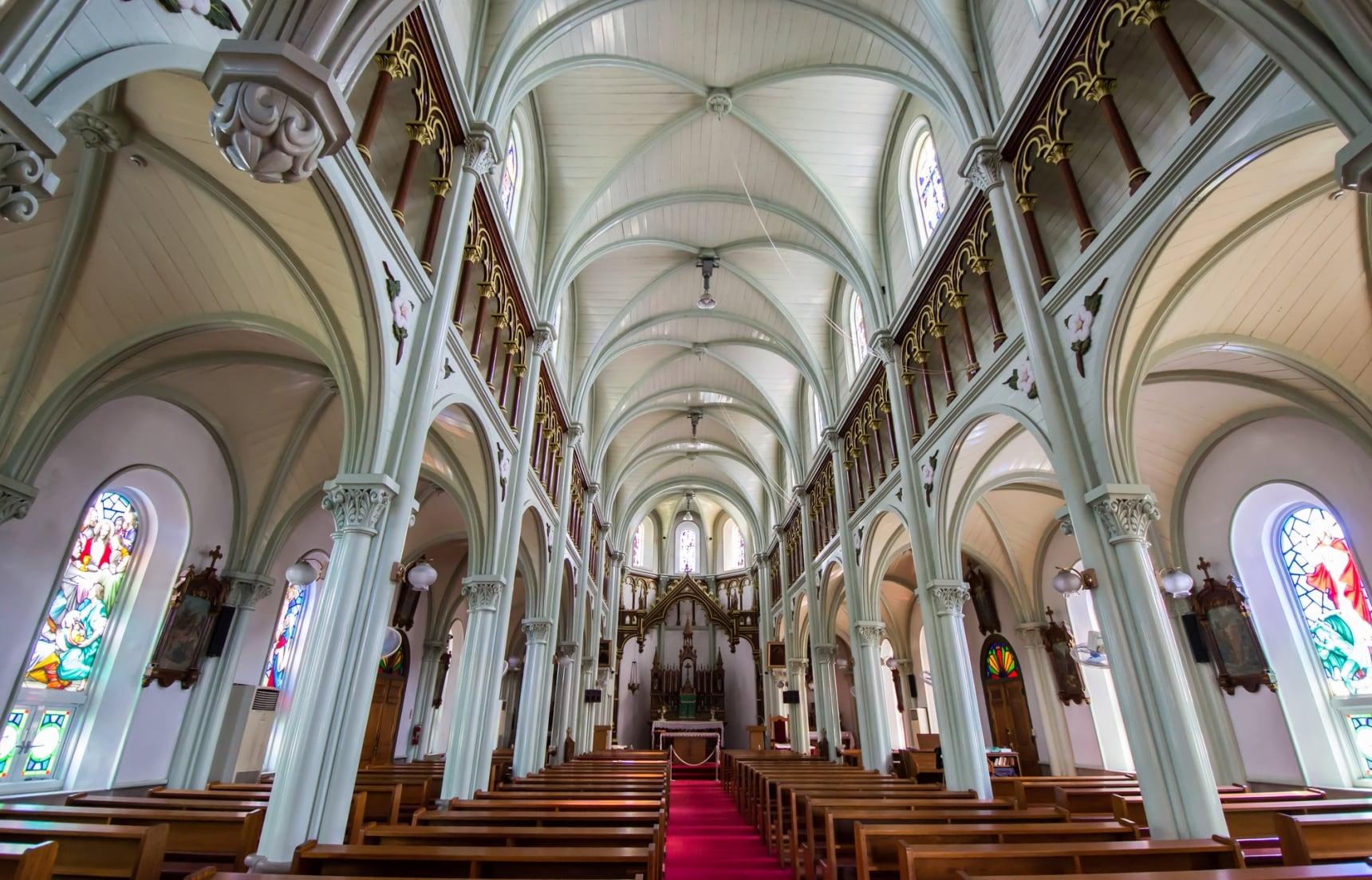 信仰之地重现 | 2017日本长崎教堂深度游巡礼