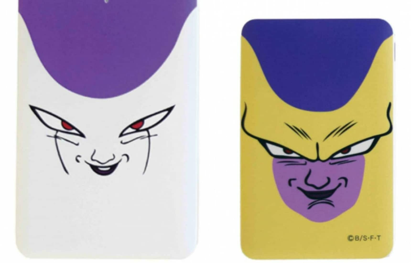 Let Frieza Power Up Your Phone