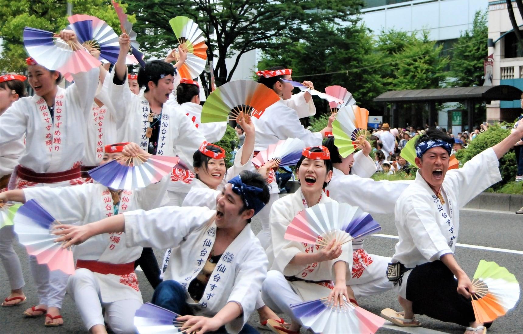 夏日祭|东北地方那些充满羁绊的浓情民间庆典