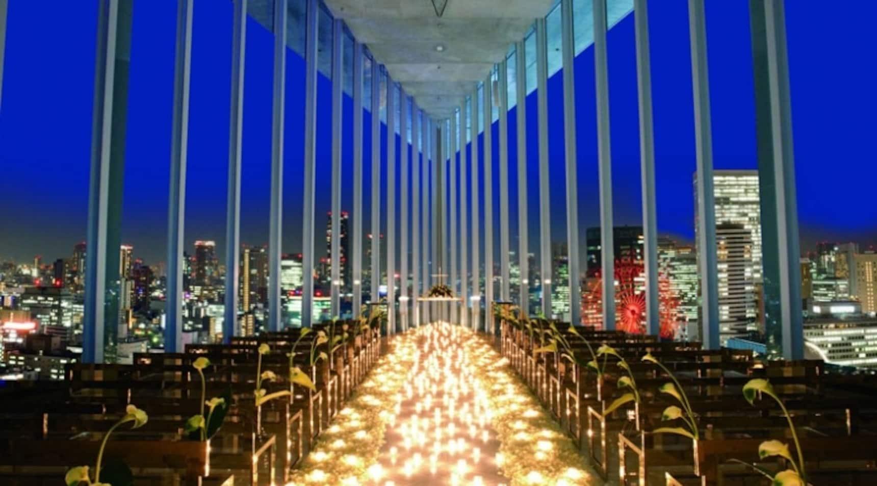 智游人|超高性价比!轻松入住大阪市区夜景饭店