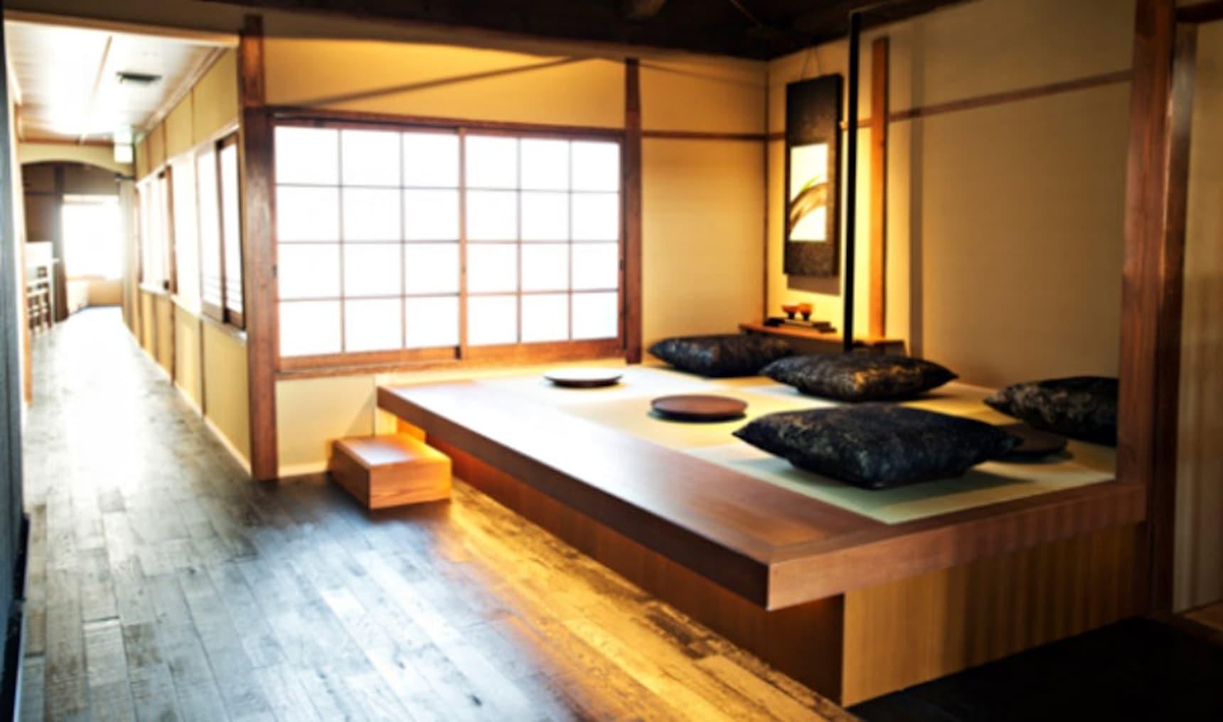 일본의 전통이 느껴지는 교토의 스타벅스